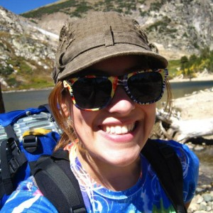 Haley Gionnone, EPCAMR's newest Summer Watershed Outreach Specialist Intern for 2015.
